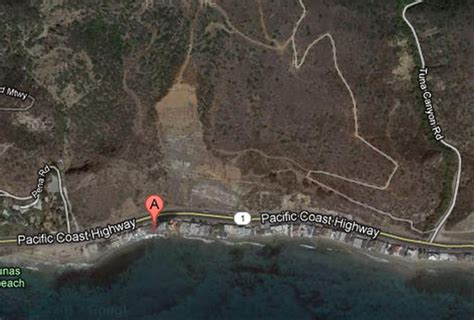 Pch Closure Map - two lane closures slow pch traffic in east malibu news malibutimes com