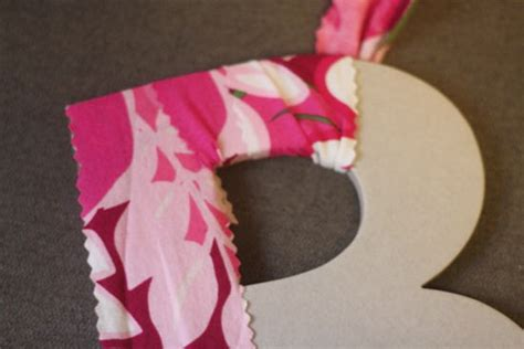 fabric covered letters factory direct craft blog
