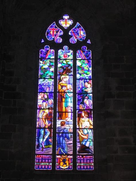 In Vitraux Nîmes by Vitraux Eglise De Tr 233 Guier Par Elisabeth Murzeau Sur L