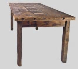 Reclaimed primitive farm table rustic dining tables nashville by woodstock vintage lumber
