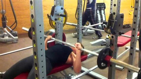 bench press double bodyweight survival bench press challenge 22 reps with 1 2