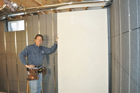 total basement finishing basement finishing system photo
