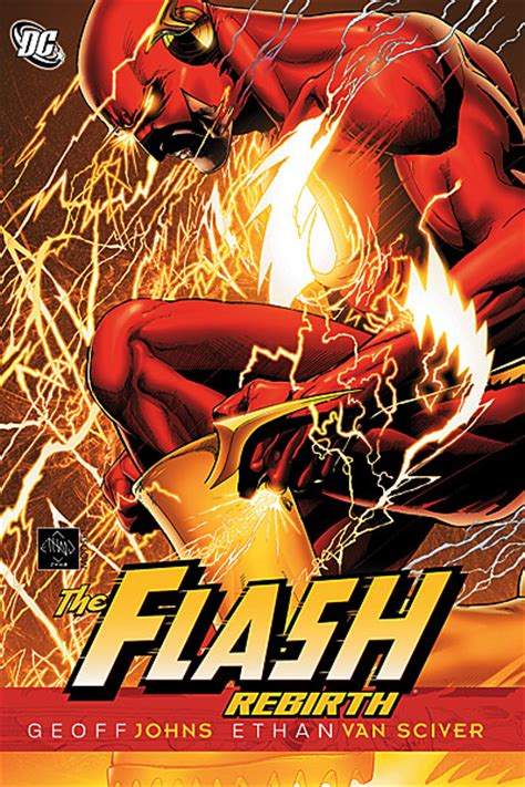 the flash vol 2 speed of darkness rebirth image the flash rebirth graphic novel cover jpg the