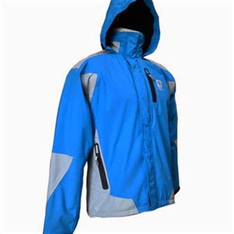 Jaket Biru Putih Parasut jual jaket murah jaket kulit jual jaket harga jaket