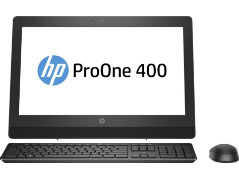 hp proone 400 g3 20 inch non touch all in one pc