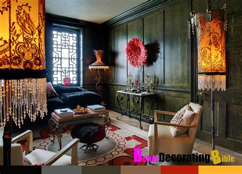 Bohemian Style Decor by Bohemian Decorating Ideas House Experience
