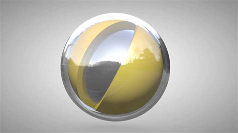 after effects template 3d ball logo youtube