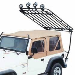 expedition rack jeep 97 06 tj wrangler roof racks