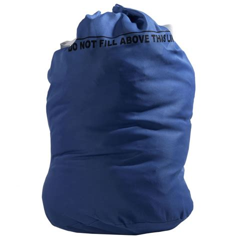 Safe Knot Laundry Bag Blue Blue Laundry