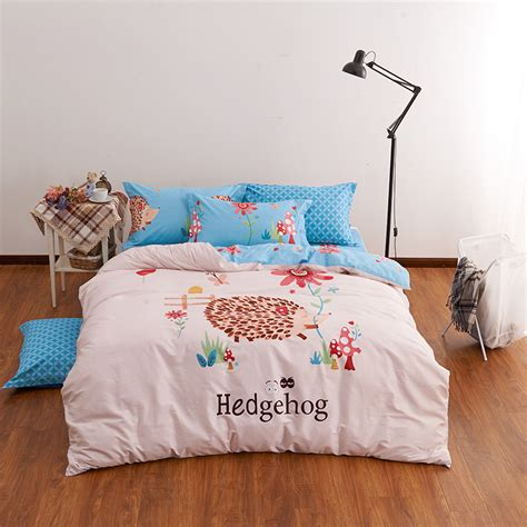 Hedgehog Crib Bedding Popular Hedgehog Bedding Buy Cheap Hedgehog Bedding Lots From China Hedgehog Bedding Suppliers