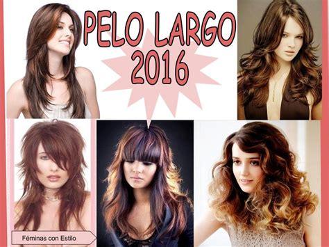 moda de cortes de pelo para mujeres 2016 cortes de pelo largo para mujer 2016 hair fashion moda