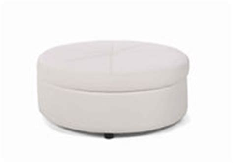 white round leather ottoman afr furniture rental furniture rental for events office