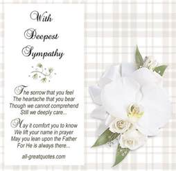 best 25 deepest sympathy messages ideas on