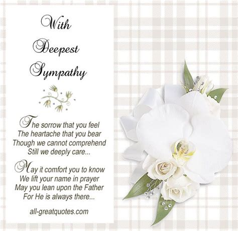 deepest sympathy words of comfort 25 best ideas about deepest sympathy on pinterest with