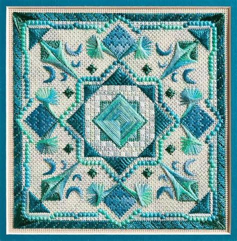 Jean Lurçat Tapisserie by Spirit Of Jean Needle Delights Originals Ang Needlepoint