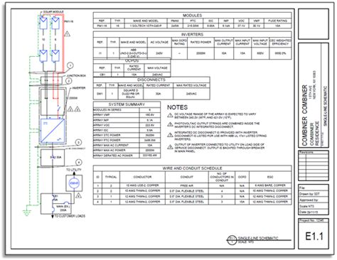electrical single line diagram tutorial pdf smartdraw