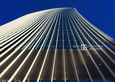 looking up, architectural photography in the cities