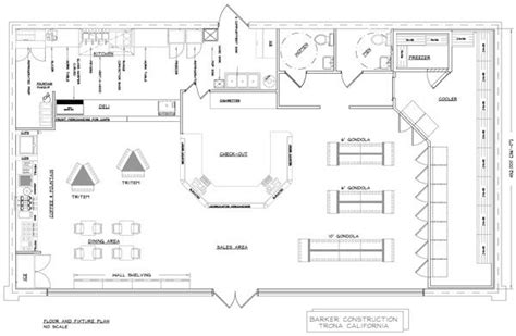 gas station floor plans c store news convenience store floor plans zombie