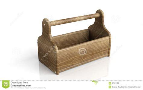 cassetta per gli attrezzi cassetta portautensili di legno vuota per gli attrezzi per