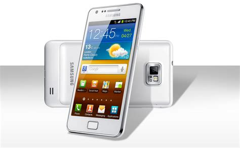 Samsung White A Samsung Galaxy S Ii Black White Price In Pakistan