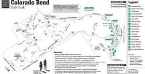 map of colorado state parks colorado bend state park
