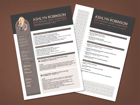 Sample Of Resume Download by 50 Beautiful Free Resume Cv Templates In Ai Indesign