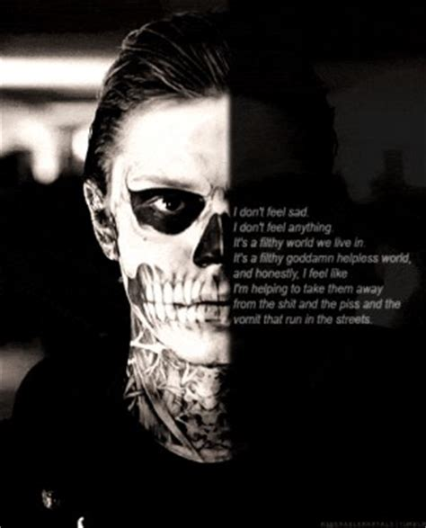 tate langdon quotes american horror story tate langdon quotes quotesgram
