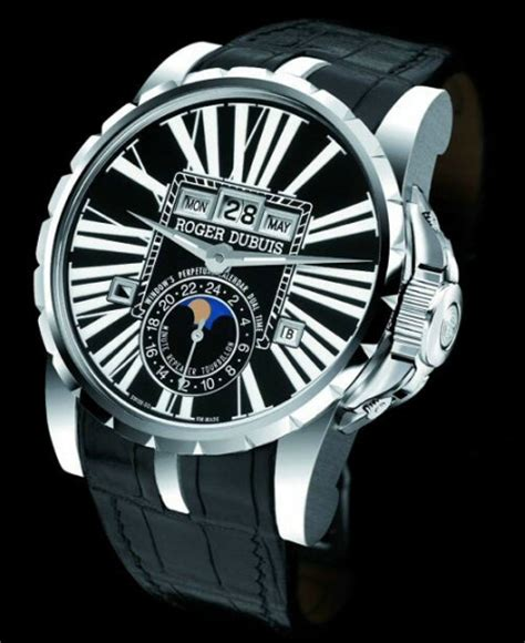Jam Tangan Roger Dubuis Gold 301 moved permanently