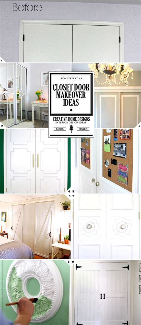 diy closet door ideas diy challenge give your closet doors a makeover ideas