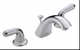 delta bathroom faucets repair parts