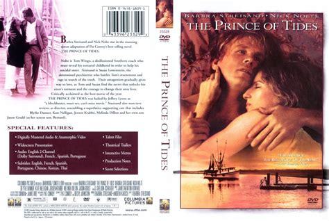 the prince of dvd the prince of tides dvd scanned covers 369the