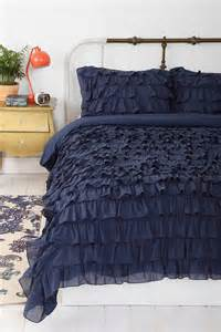 waterfall ruffle duvet cover outfitters