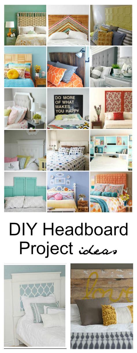 diy headboards ideas diy headboard project ideas the idea room