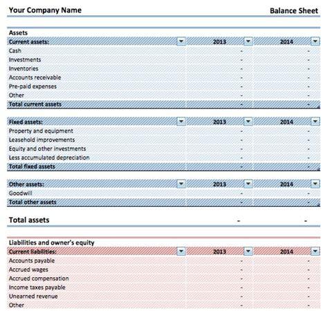 Excel Balance Sheet Template Beneficialholdings Info Simple Balance Sheet Template Excel