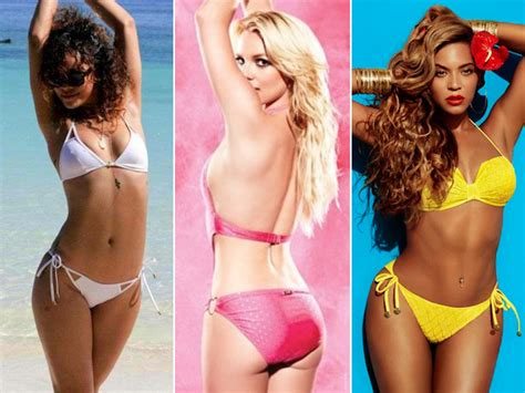 Pop Nosh Beyonce Sporty Swimsuit by Battle Of The Bodies The Pop Celebuzz
