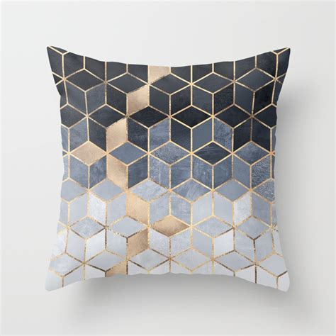 Throw Pillow Design by Abstract And Graphic Design Throw Pillows Society6