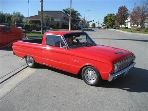1962 ford ranchero for sale carsforsale.com