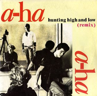 A Ha High And Low 1cd 1985 top ao 251 t 1986
