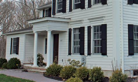 greek revival farmhouse greek revival farmhouse pickell architecture