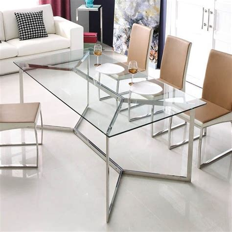 stainless steel dining room tables 25 best ideas about stainless steel dining table on