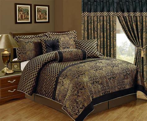 cal king bedroom sets black cal king bed black gold floral damask lattice 7 pc