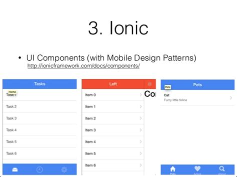 ionic node tutorial image gallery ionic and cordova