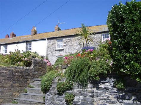 Garden And Cottage In Port Isaac Cornwall Guide Cottages Port Isaac