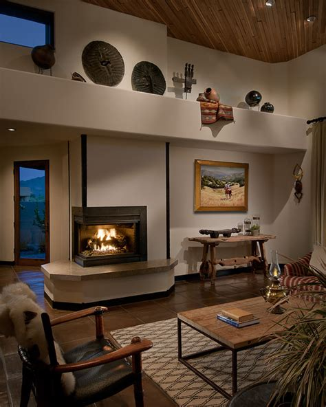 home decor az arizona ranch southwestern family room by henry design