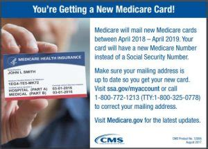 the new medicare card project