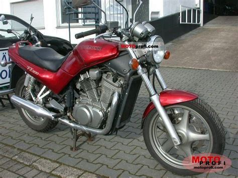 1993 Suzuki Vx800 Suzuki Vx 800 1993 Specs And Photos