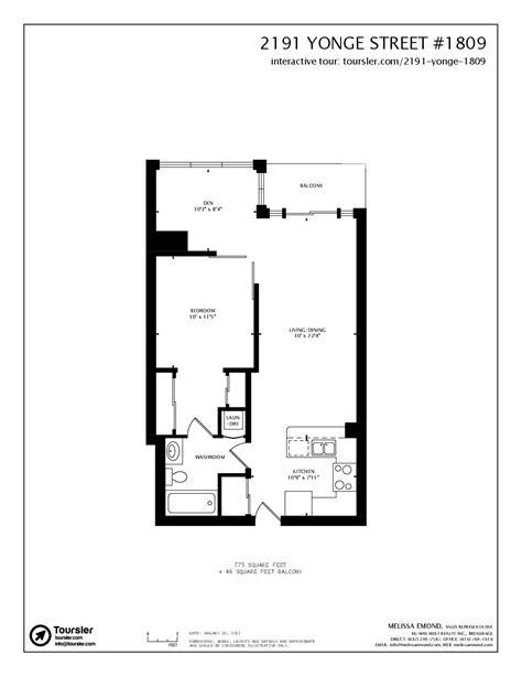 18 Yonge Floor Plans | 18 yonge floor plans meze blog