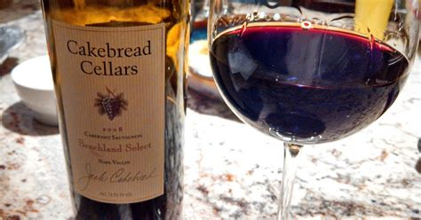 cake bread cellars winecompass cakebread cellars 2008 benchland select