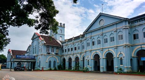Mangalore Mba Colleges In Mangalore by St Aloysius School College Mangalore Around