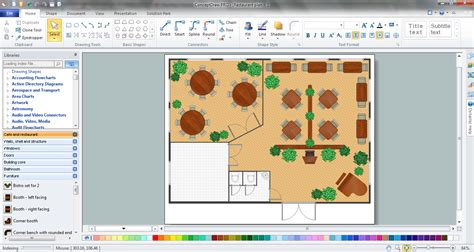 restaurant layout design software restaurant layout software home design inspiration